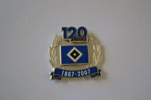 120 Jahre HSV mit Raute
