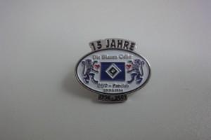 15 Jahre HSV-Fanclub Die blauen Celler