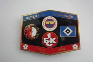 Alpen Cup Innsbruck 2002