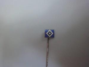 Anstecknadel HSV-Raute klein-dunkelblau (2)