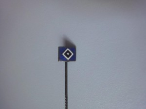 Anstecknadel HSV-Raute klein-dunkelblau (3)