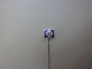 Anstecknadel HSV-Raute klein-dunkelblau (4)