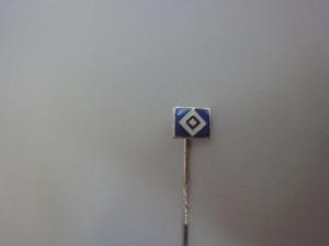 Anstecknadel HSV-Raute klein-dunkelblau (5)