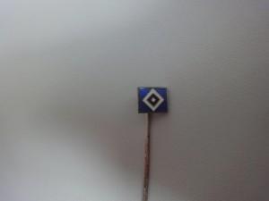 Anstecknadel HSV-Raute klein-dunkelblau (7)