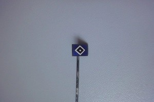 Anstecknadel HSV-Raute (17)