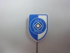 Anstecknadel HSV Wappen lange Nadel