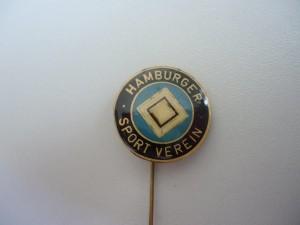 Anstecknadel Hamburger Sport Verein