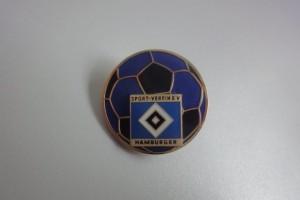Ball mit HSV-Raute