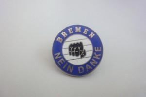Bremen - Nein Danke blau