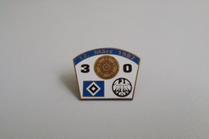 Bundesliga 1981-1982 HSV-Eintracht Frankfurt