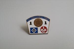 Bundesliga 1982-1983 HSV-1. FC Kaiserslautern