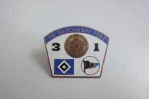 Bundesliga 1982-1983 HSV - Arminia Bielefeld