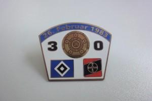 Bundesliga 1982-1983 HSV - Bayer Leverkusen