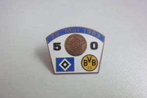 Bundesliga 1982-1983 HSV - Borussia Dortmund