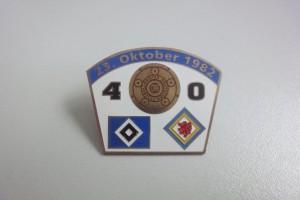 Bundesliga 1982-1983 HSV - Eintracht Braunschweig