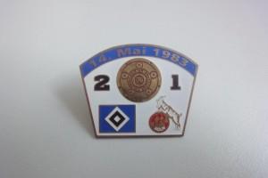 Bundesliga 1982-1983 HSV - FC Köln