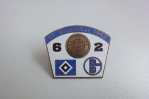 Bundesliga 1982-1983 HSV - Schalke 04