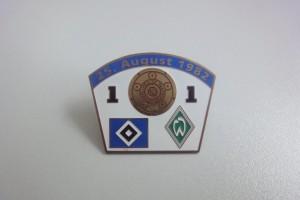 Bundesliga 1982-1983 HSV - Werder Bremen
