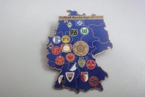 Bundesliga 2012-2013 Mannschaften