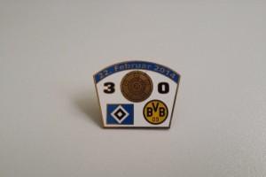Bundesliga 2013-2014 HSV - Borussia Dortmund