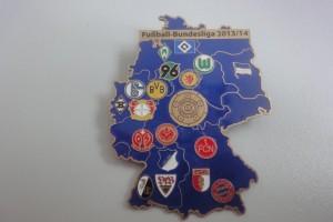 Bundesliga 2013-2014 Mannschaften