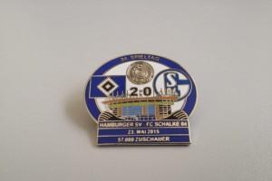 Bundesliga 2014-2015 34. Spieltag HSV - FC Schalke 04