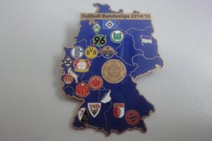 Bundesliga 2014-2015 Mannschaften