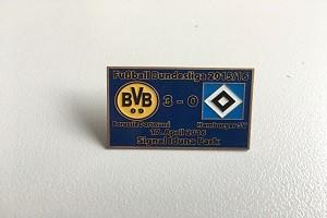 Bundesliga 2015-2016 Borussia Dortmund-HSV