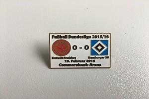 Bundesliga 2015-2016 Eintracht Frankfurt-HSV