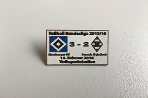 Bundesliga 2015-2016 HSV-Borussia Mönchengladbach