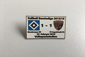 Bundesliga 2015-2016 HSV-FC Ingolstadt