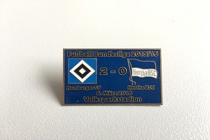 Bundesliga 2015-2016 HSV-Hertha BSC