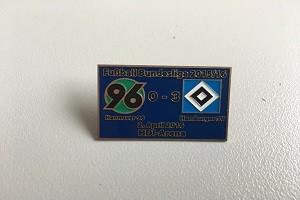 Bundesliga 2015-2016 Hannover 96-HSV
