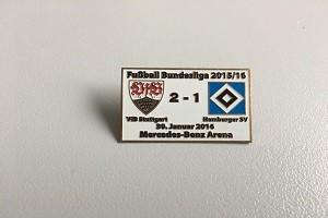Bundesliga 2015-2016 VfB Stuttgart-HSV