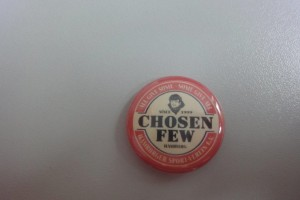 Chosen Few Button Rot