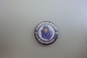 Chosen Few Hamburg Button