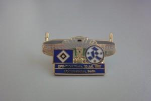 DFB-Pokal 1986-1987 Finale HSV - Stuttgarter Kickers