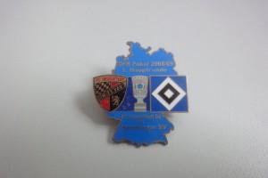 DFB-Pokal 2008-2009 1. Runde FC Ingolstadt - HSV hellblau