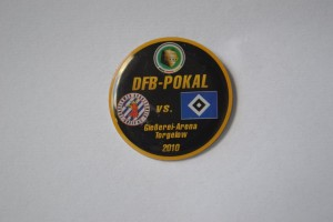 DFB-Pokal 2010 Torgelow-HSV