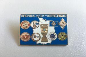 DFB Pokal 2016-17 Viertelfinale