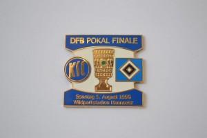 DFB Pokal Finale 1956 Karlsruher SC-HSV