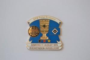 DFB Pokal Finale 1974 Eintracht Frankfurt-HSV