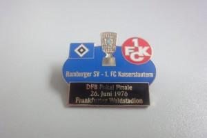 DFB-Pokal Finale 1975-1976 HSV - FC Kaiserslautern (2)