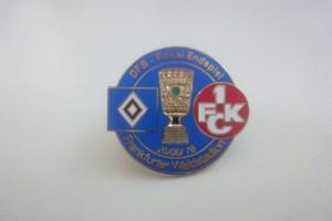 DFB Pokal Finale 1976 HSV - 1. FC Kaiserslautern rund