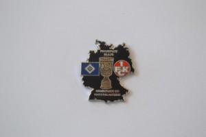 DFB Pokal Finale 1976 HSV-FC Kaiserslautern (2)