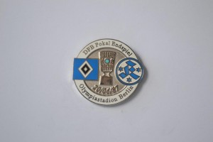 DFB Pokal Finale 1987 HSV-Stuttgarter Kickers