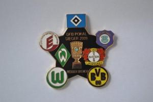 DFB Pokal Sieger 2009 - Spiele