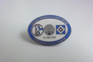 Deutsche Fußballmeisterschaft 1957-1958 Schalke 04 - HSV