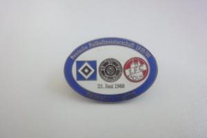 Deutsche Fußballmeisterschaft 1959-1960 HSV - 1. FC Köln