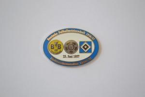 Deutsche Meisterschaft 1957 Borussia Dortmund-HSV (2)